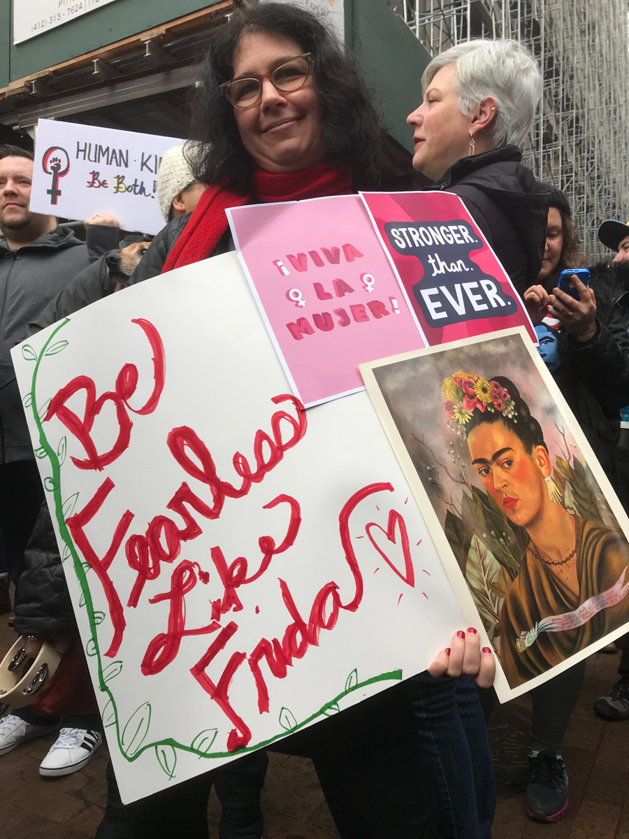 Pittsburgh Women's March 2018-13