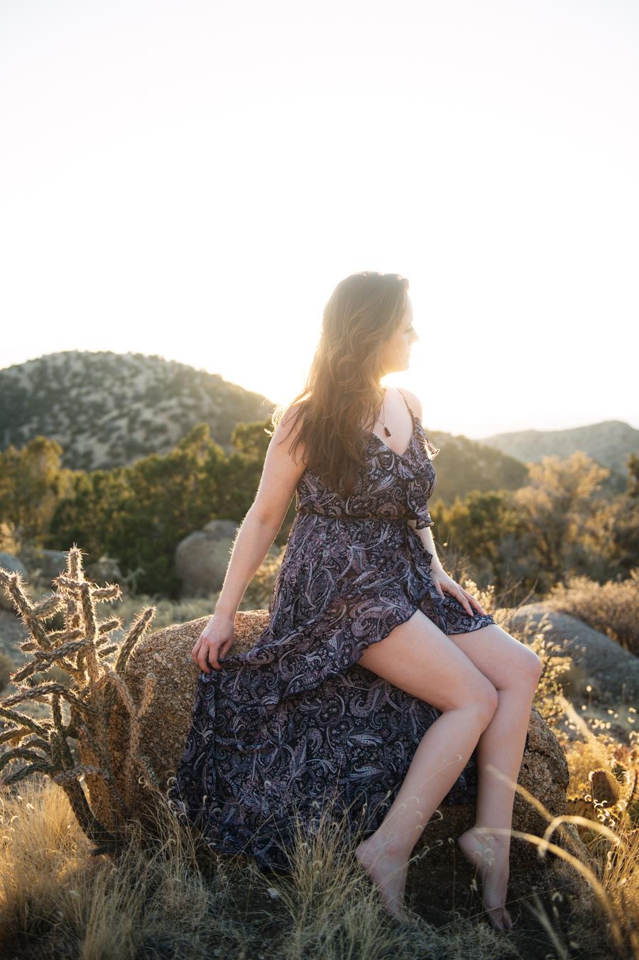 Santa Fe NM Beauty Boudoir Photographer-20