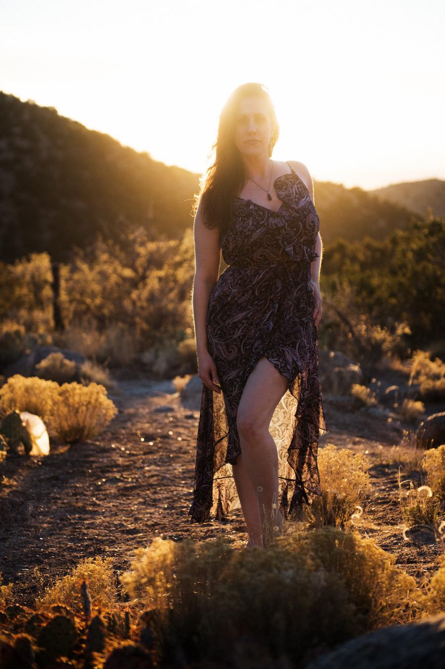 Santa Fe NM Beauty Boudoir Photographer-21