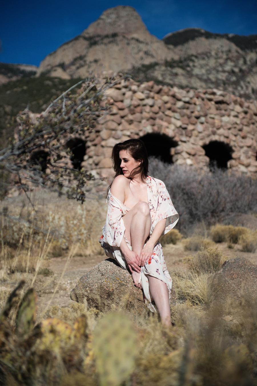 Santa Fe NM Beauty Boudoir Photographer-9