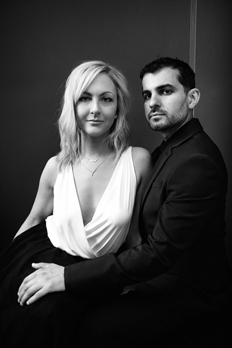 Editorial Engagement Photography | Elizabeth Craig Photography-1