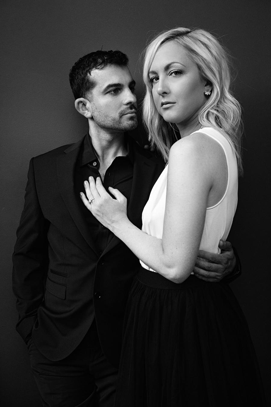 Editorial Engagement Photography | Elizabeth Craig Photography-3