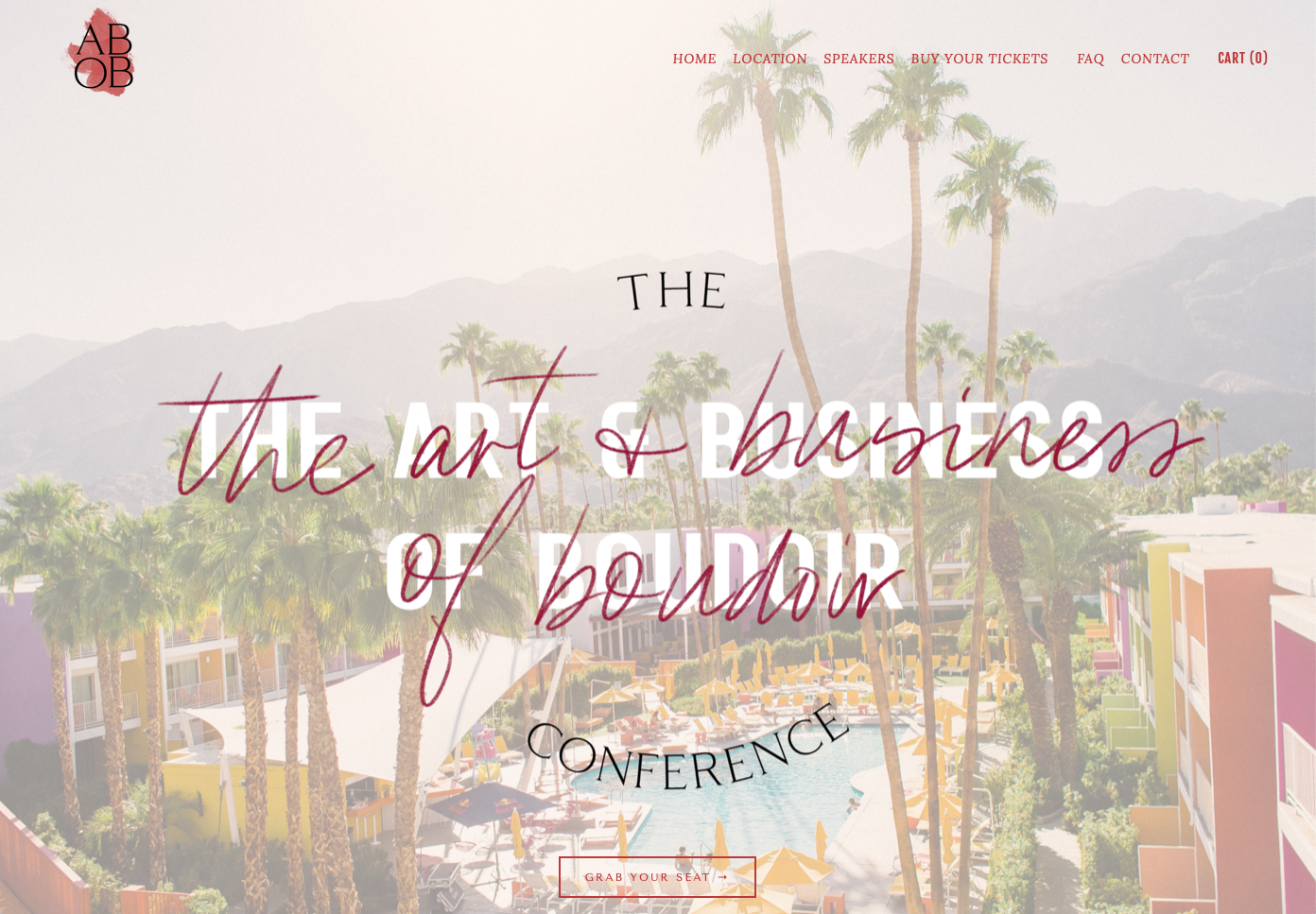 The Art & Business of Boudoir Conference 2020