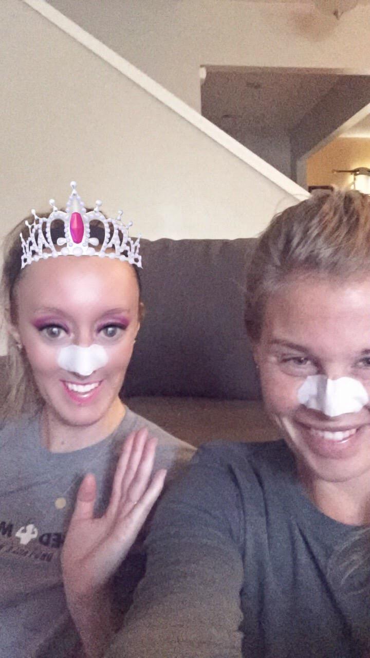 Snapchat crown