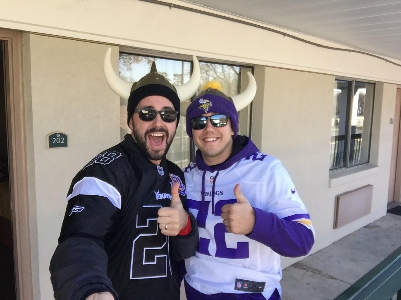 Vikings vs. Panthers in Charlotte