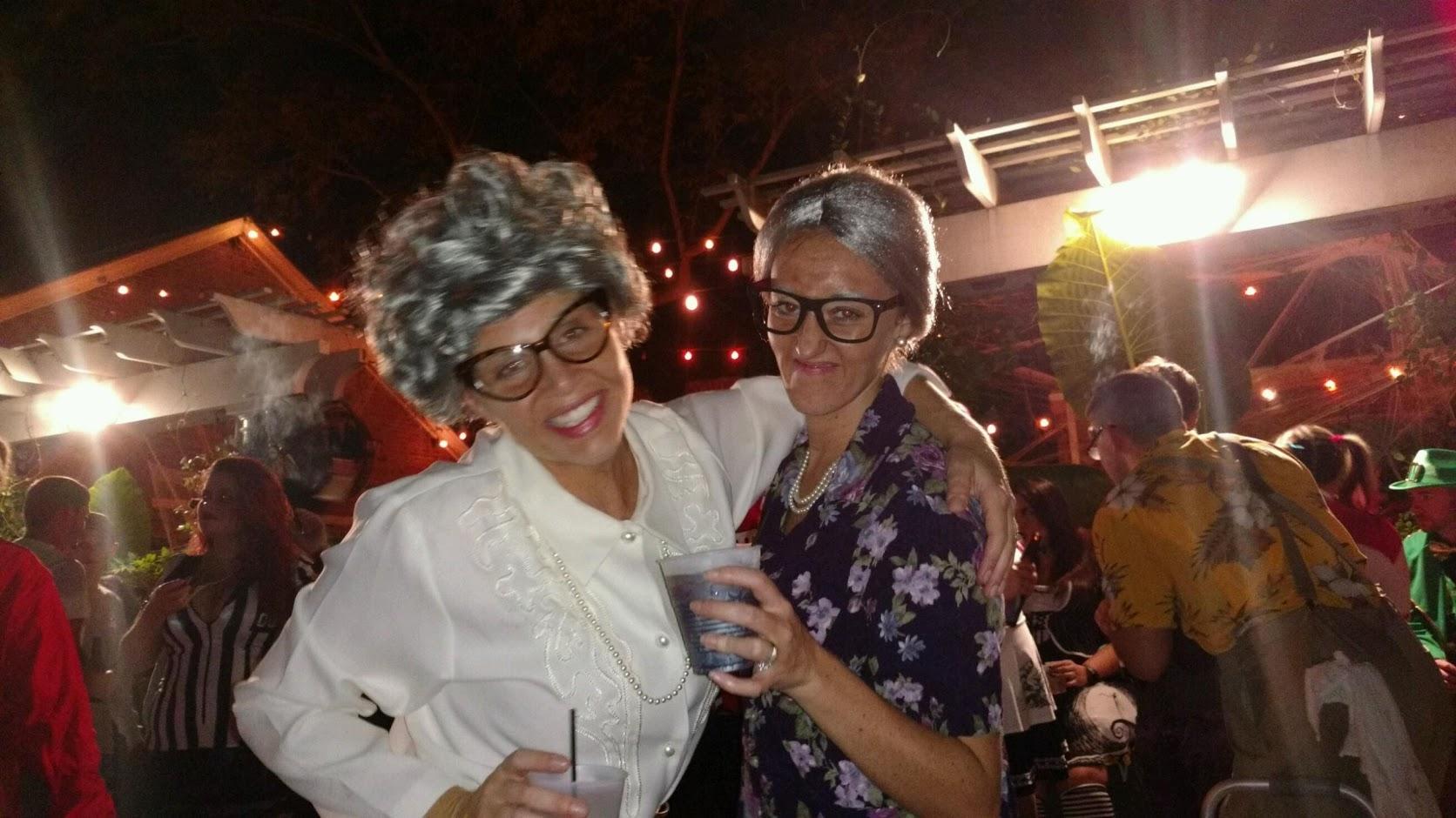Jackie and Paula