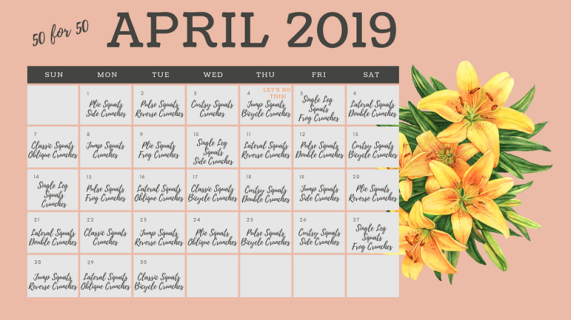 April 50 for 50 Calendar.PNG