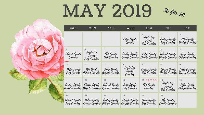 May 50 for 50 Calendar.png