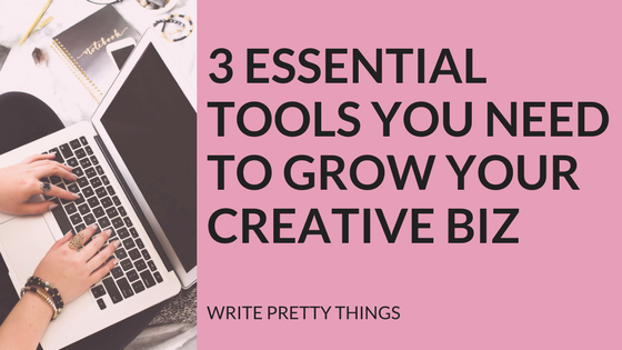 creative business systems and tools