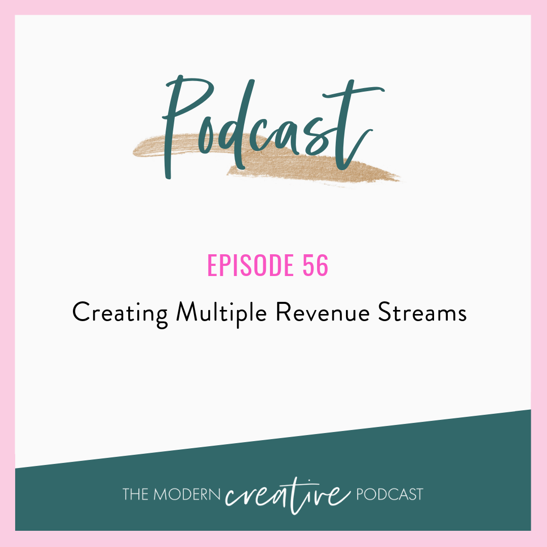 The Modern Creative Podcast - Episode 24: Q+A - Instagram, Rebranding, Live Art, and More