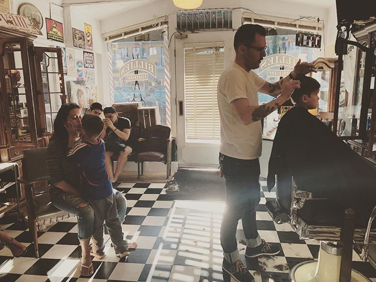 Our Shop - Billie's is a gathering place not only to get a haircut, but also to engage in friendly banter, have a laugh, trade gossip and maybe make new friends. A relaxed and friendly environment comes with a great cut every visit, a vintage place for the modern man… or kid.View Our Locations »
