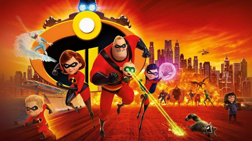 Walt Disney Pictures— Incredibles 2