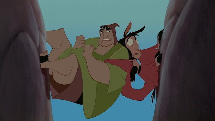 Walt Disney Feature Animation— The Emperor's New Groove