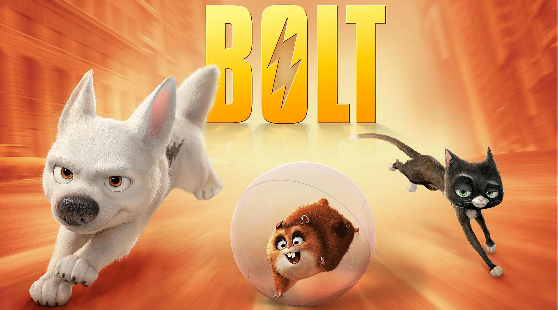 Walt Disney Animation Studios— Bolt