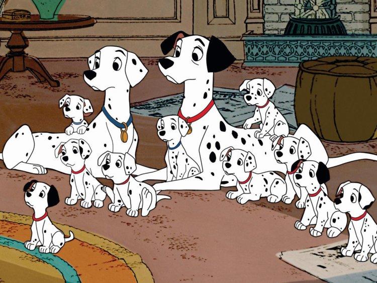 Walt Disney Pictures— 101 Dalmatians