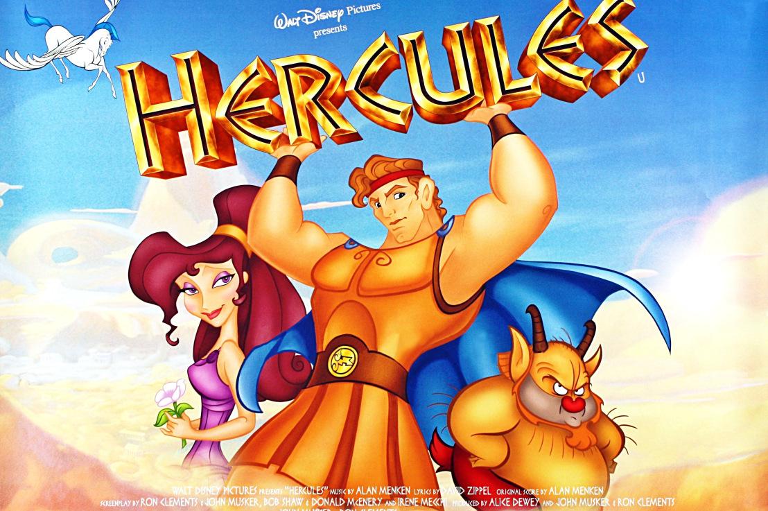 Walt Disney Pictures— Hercules