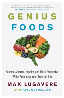 Discover the critical link between your brain and the food you eat and change the way your brain ages, in this cutting-edge, practical guide to eliminating brain fog, optimizing brain health, and achieving peak mental performance from media personality and leading voice in health Max Lugavere.