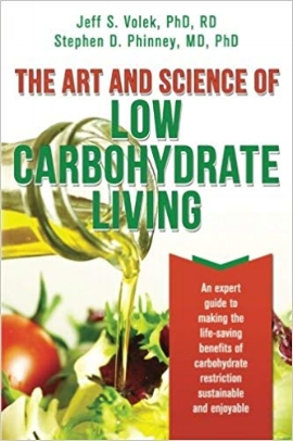 Now, whether you are a curious healthcare professional or just a connoisseur of diet information, two New York Times best-selling authors provide you with the definitive resource for low carbohydrate living.Doctors Volek and Phinney share over 50 years of clinical experience using low carbohydrate diets, and together they have published more than 200 research papers and chapters on the topic. Particularly in the last decade, much has been learned about the risks associated with insulin resistance (including but not limited to metabolic syndrome, hypertension, and type-2 diabetes), and how this condition is far better controlled by carbohydrate restriction than with drugs.
