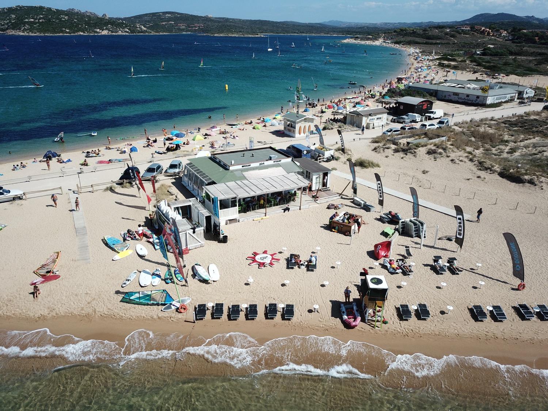 Scuola kite e windsurf Wind Porto Pollo Centre