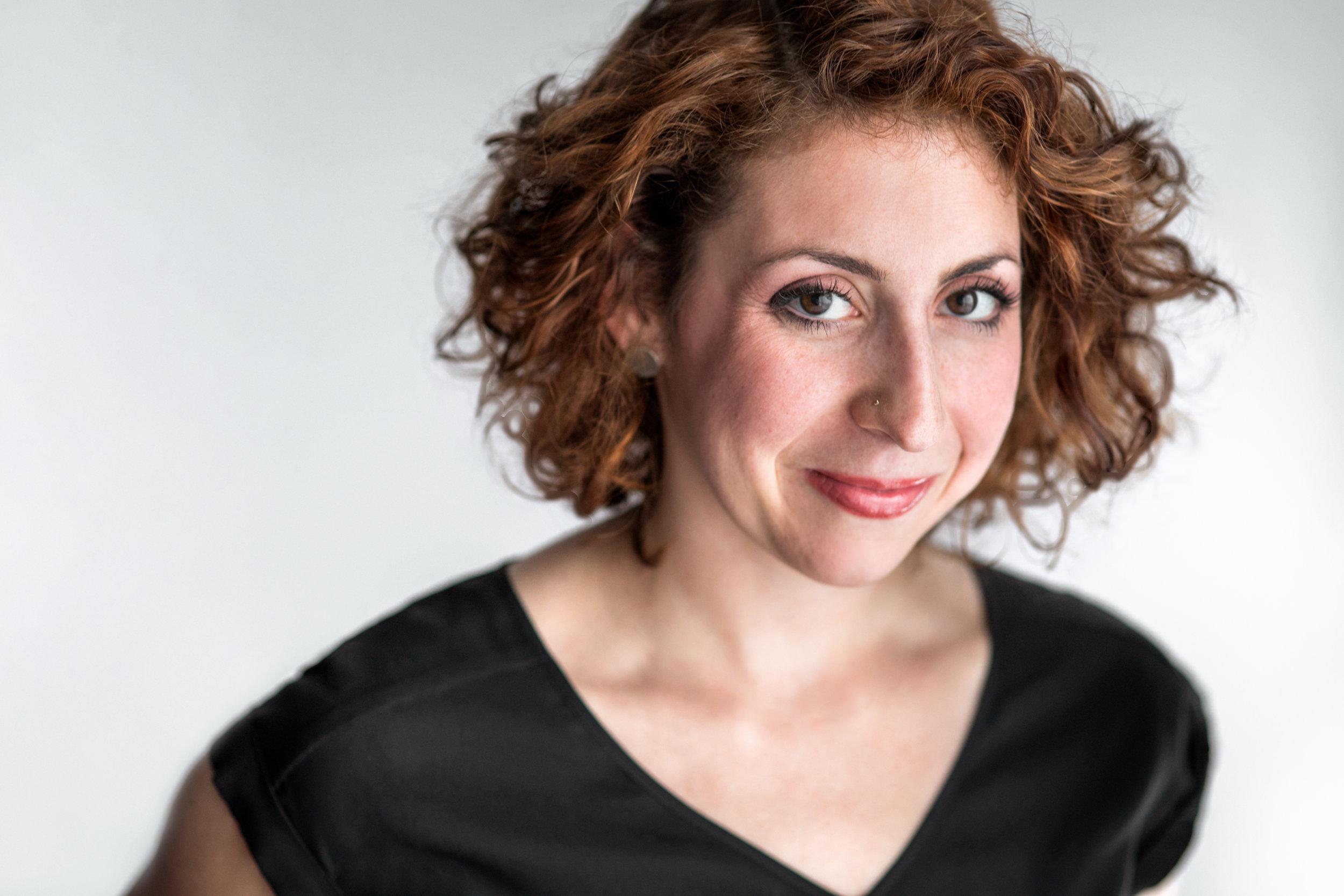Marissa Schaeffer, Co-Host - Click to learn more about Marissa.