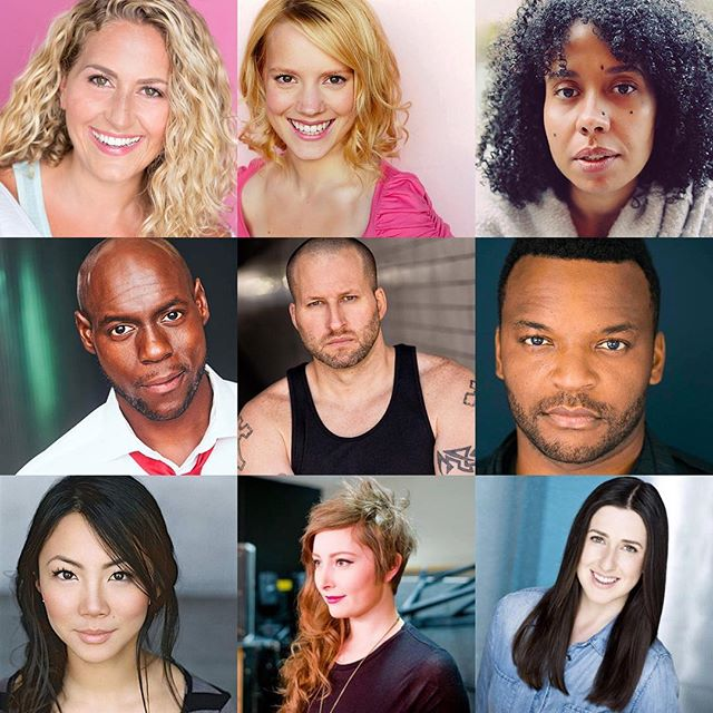 Meet our incredible cast & crew! @hovsepian @ninarausch @t2thetam @only_1_maurice @brandongeorge.actor @losbrock @jonaxiao @cailleahsg @chrissyelie 💖💖💖 What a team! 👉🏼 Check out feteseries.com (link in bio) for more info 🎂✨🎬