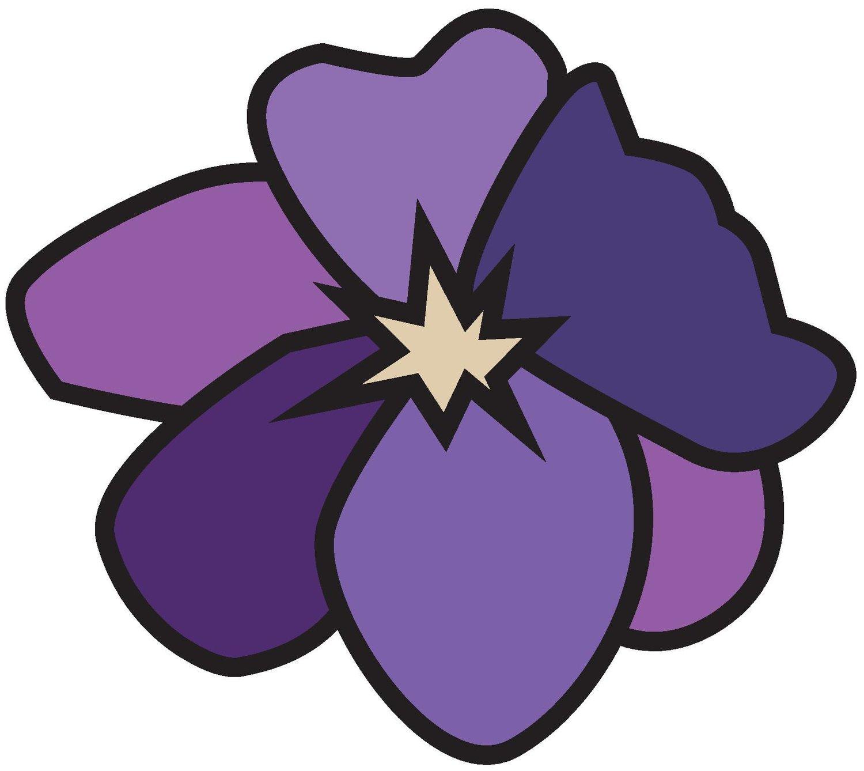 Ultra Violet Pole Fitness Logo