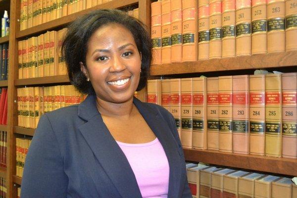 Judge Josephine Kerr Davis, Co-Chair