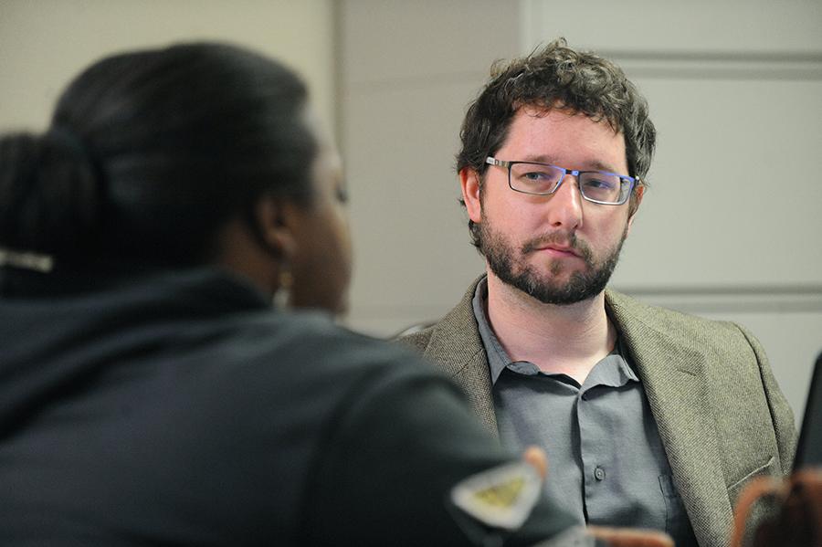 Daniel Bowes,  NC Justice Center