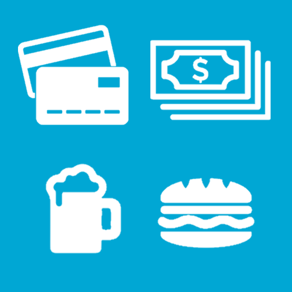 Sell Your Way - Accept cash or credit card. Flexible tipping options. Multiple products. Multiple menus and much more.