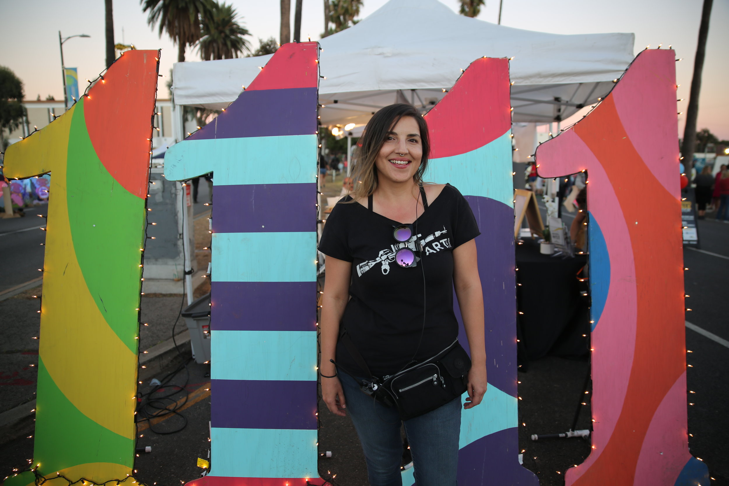 Addy Gonzalez Renteria - ADDY is the co-creator of 11:11 A Creative Collective. Featured on our first podcast, Addy Talked to us about 11:11's annual festival, reseda rising. Check out 11:11 ACC's website to learn more: https://www.1111acc.org/home