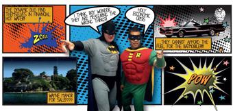Batman and Robin - 2012