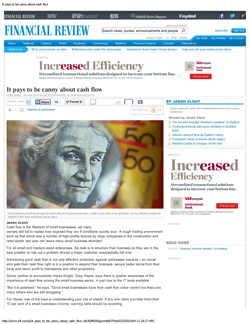 Fin-Review-Article_It-pays-to-be-canny-about-cash-flow_14Feb2013.jpg