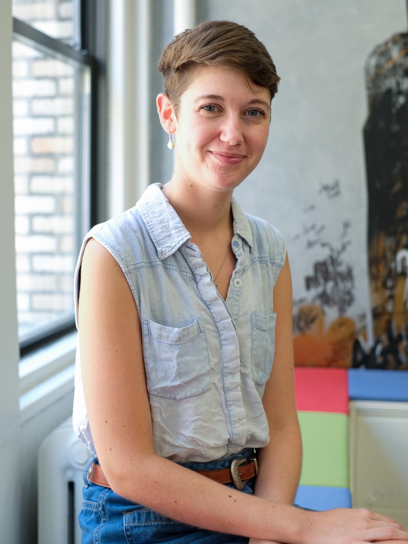 Colleen Hughes,  Director