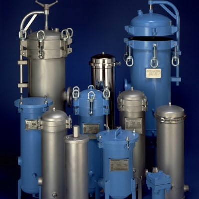 Pall Water Prelude Filter Cartridge Housings