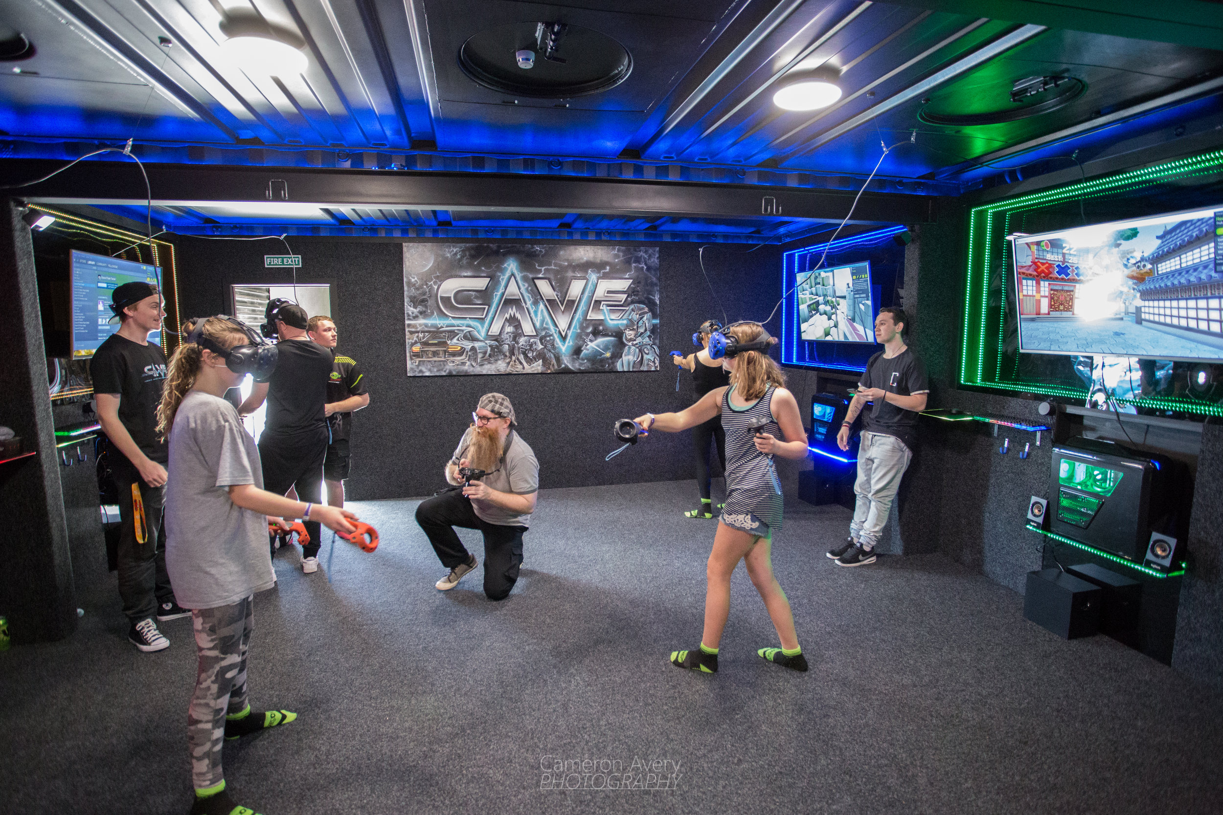 Virtual Reality is great school holiday fun in NZ
