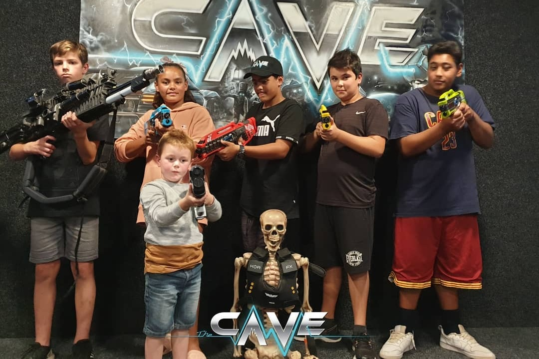 Club Cave Bookings - Click Here