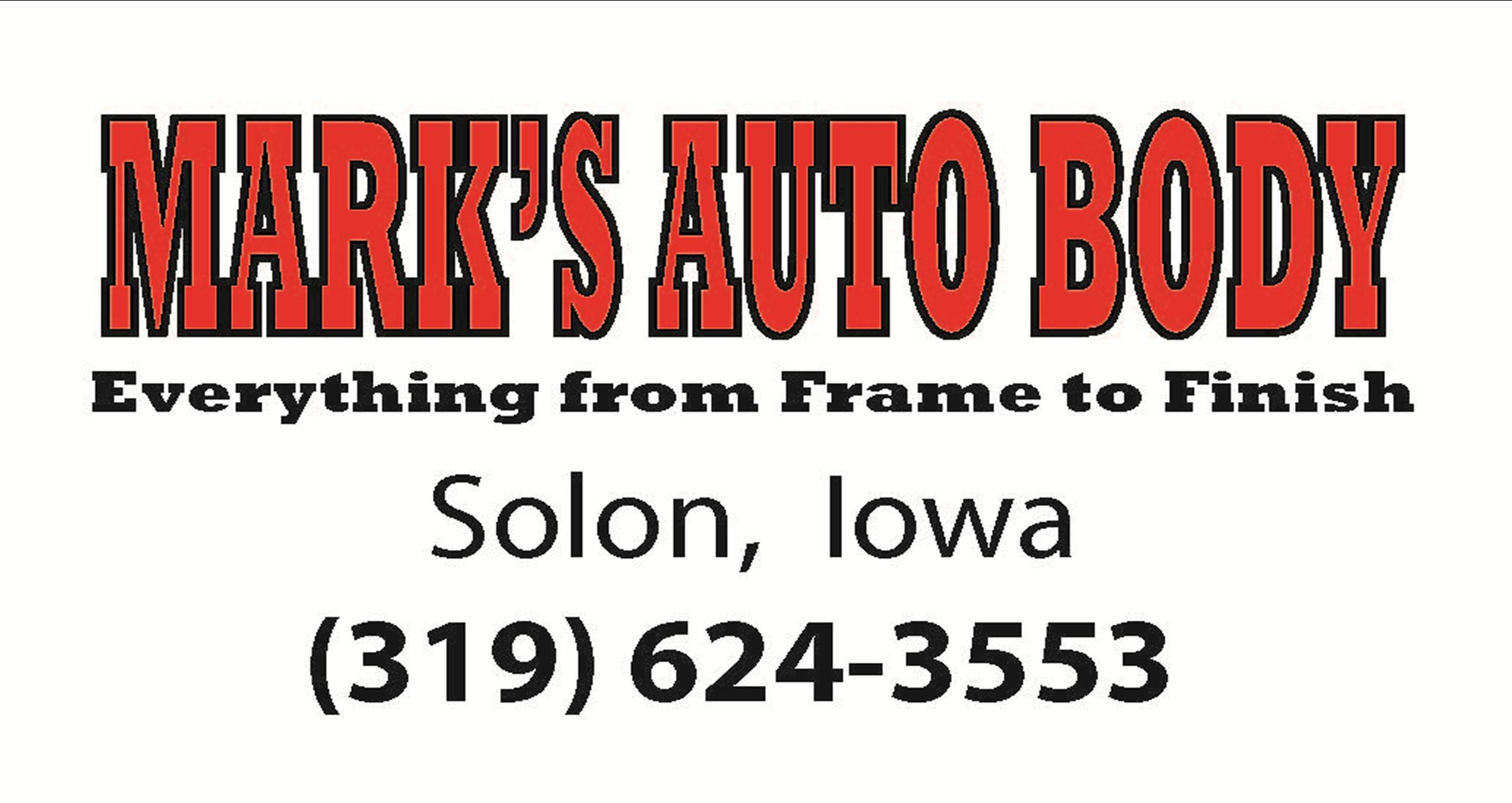 49 Mark's Auto Body TV.jpg