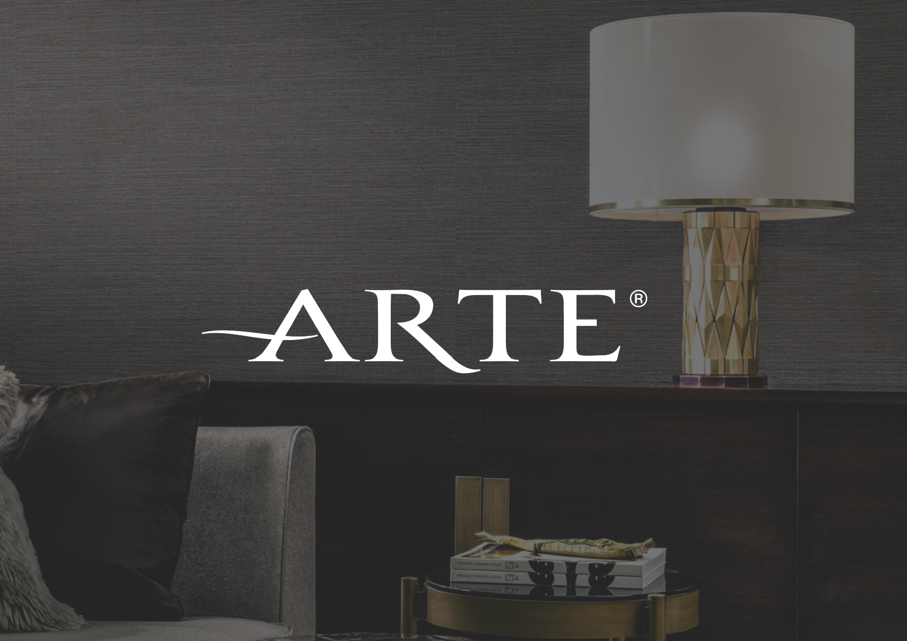 - Arte is a passionate designer & manufacturer of sophisticated wallcoverings. The company, owned by the family Desart, has been in play since 1981. Arte wallcoverings adorn the walls of both residential homes and project interiors in over 80 countries worldwide.