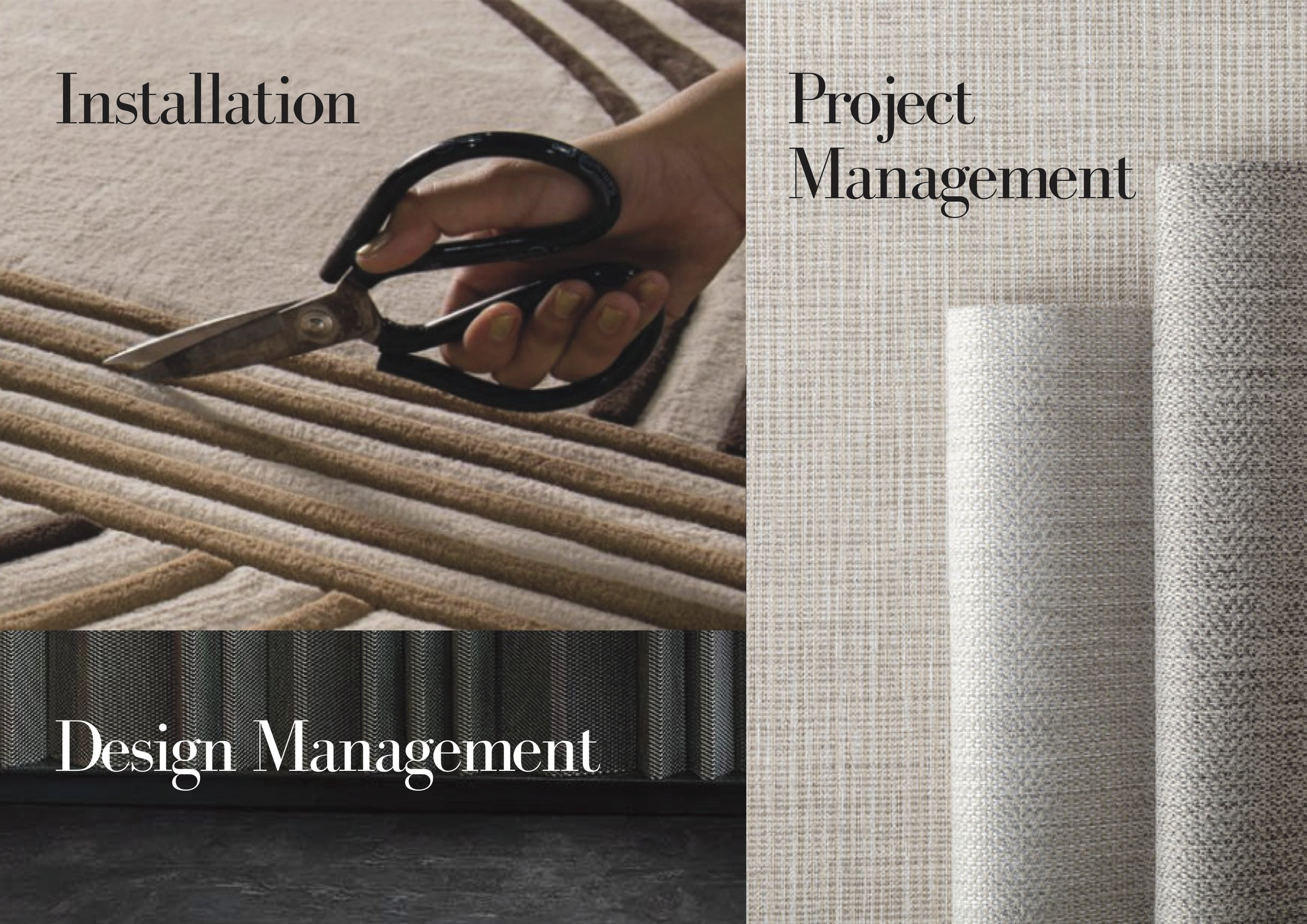 We coordinate and manage the design development, including cost estimation, design presentation, detailing, drawings and documentations till construction stage with our specialist to resdiential, commercial, office, healthcare or hospitality spaces for our clients. Bringing innovation, creativity and professionalism to our clients' needs.