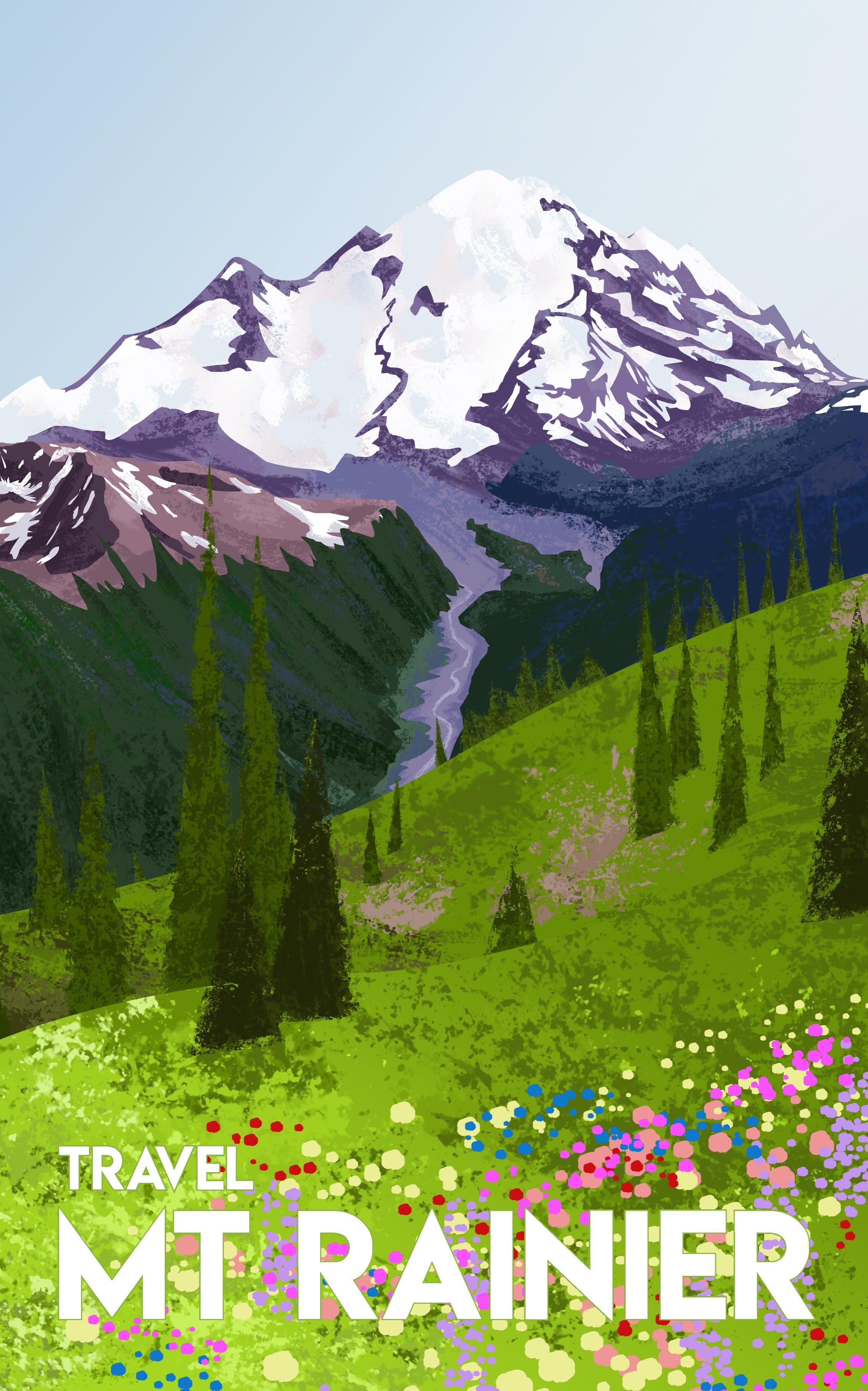 Mt. Rainier WPA