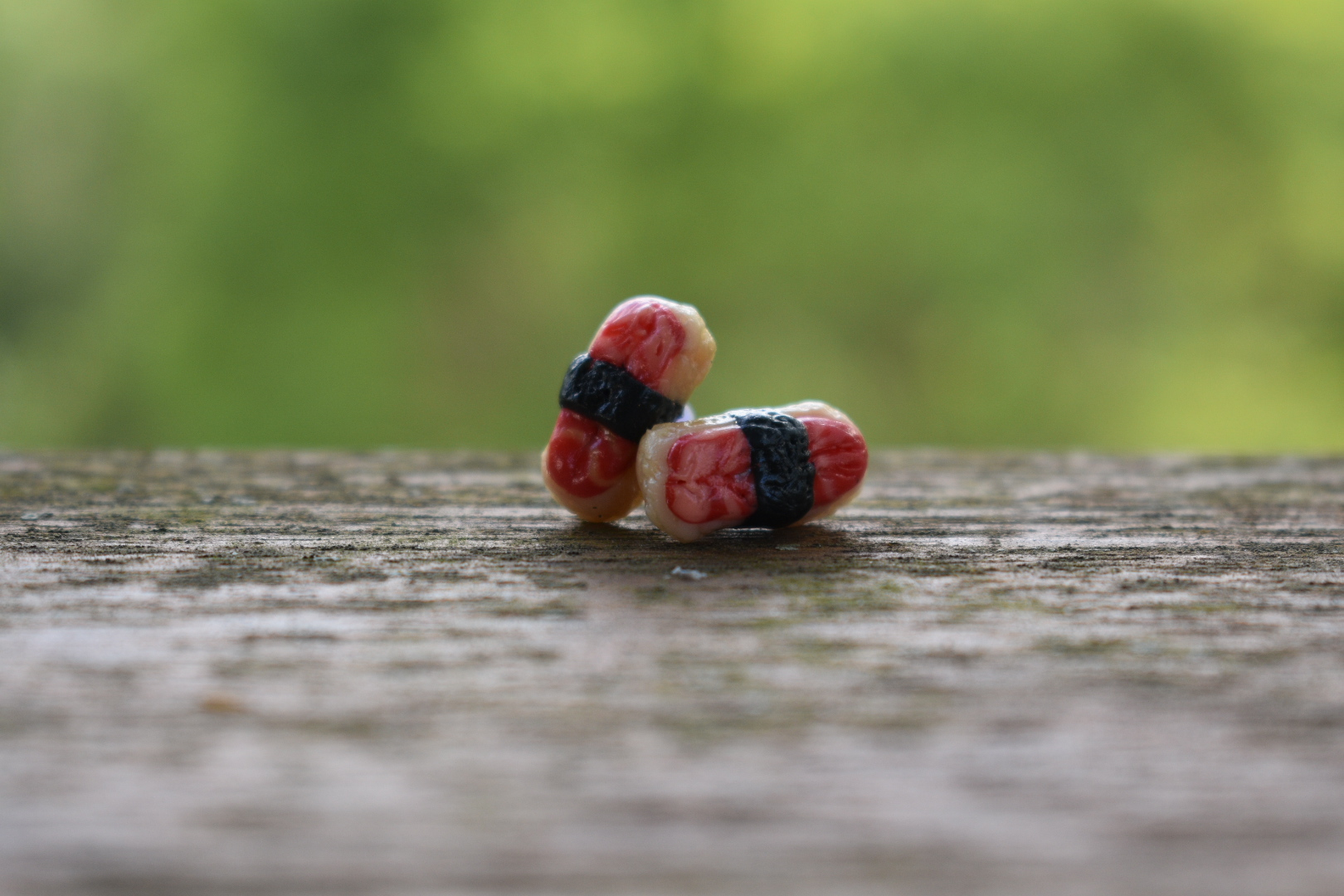 Tuna Nigiri Earrings