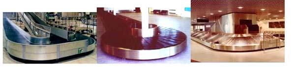 Luggage Conveyor Belt -
