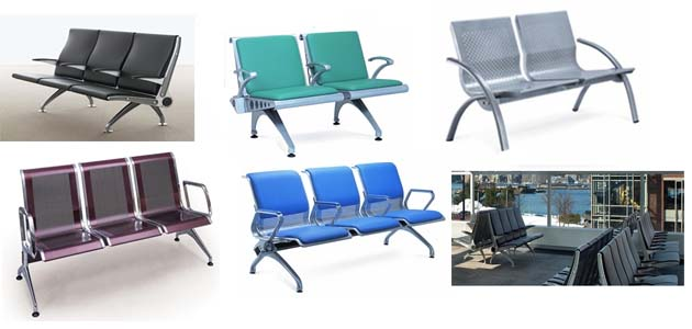 Airport Waiting Area Seating -