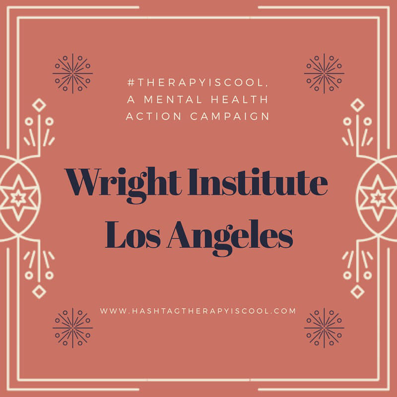 We are closing out 2018 with a trip to Los Angeles in support of community efforts to make mental health treatment more accessible! ✈️  Proceeds from the purchases of  #therapyiscool  tote bags during the month of December will be donated to the Wright Institute Los Angeles (WILA)! Below is a little information provided by our friends at WILA: ① Name of the organization: Wright Institute Los Angeles (WILA) ② Founded in: 1974 ③ Services provided: Individual, couple and family therapy at an affordable price. Low-fee groups for female survivors of sexual assault, and a FREE support group for those who have experienced harassment, assault, discrimination in the work place. ④ Population served: WILA serves the diverse communities of Los Angeles by providing affordable, high-quality psychotherapy services while training the next generation of socially conscious mental health professionals. We are at the forefront of a therapy movement, changing the ways people are treated when they need help but are held back by financial, cultural and systemic barriers. ⑤ How does WILA plan to use their donated funds: 1) 1 in 6 Californians face mental health issues. Less than half receive treatment. Ensure that help is available for a young woman crippled by anxiety and perfectionism or an elderly man grieving his wife. 2) In addition, we train culturally sensitive, socially conscious therapists. Sponsor vital seminars on working with minorities, LGBTQ individuals, and the most vulnerable members of our community. 3) Our student therapists make great sacrifices to continue post-doctoral training 1-3 years longer than average. Support their commitment with scholarship funds.  To learn more about WILA, please visit  https://wila.org/  ⬅️