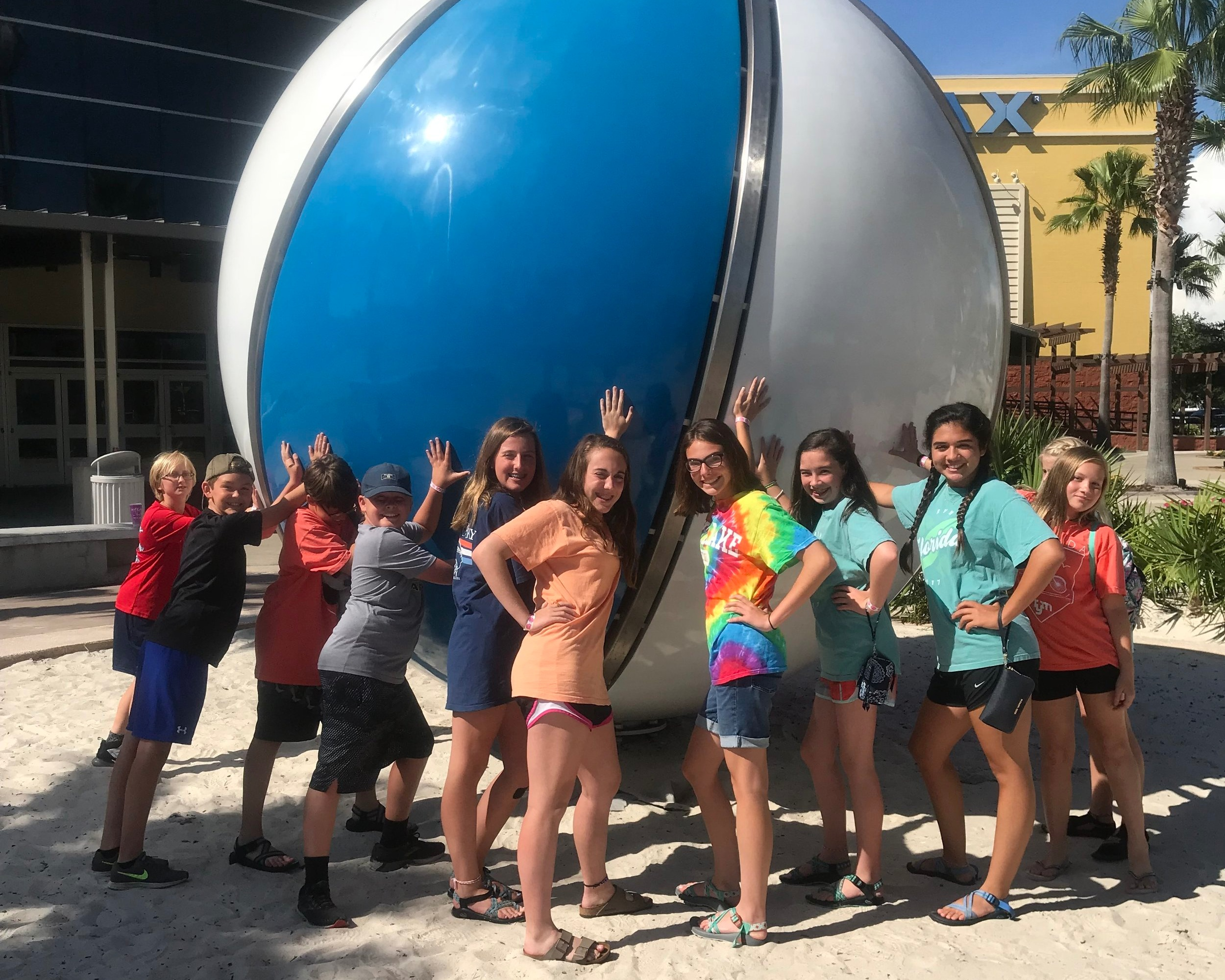 RYM Summer Conference - Middle and High-School