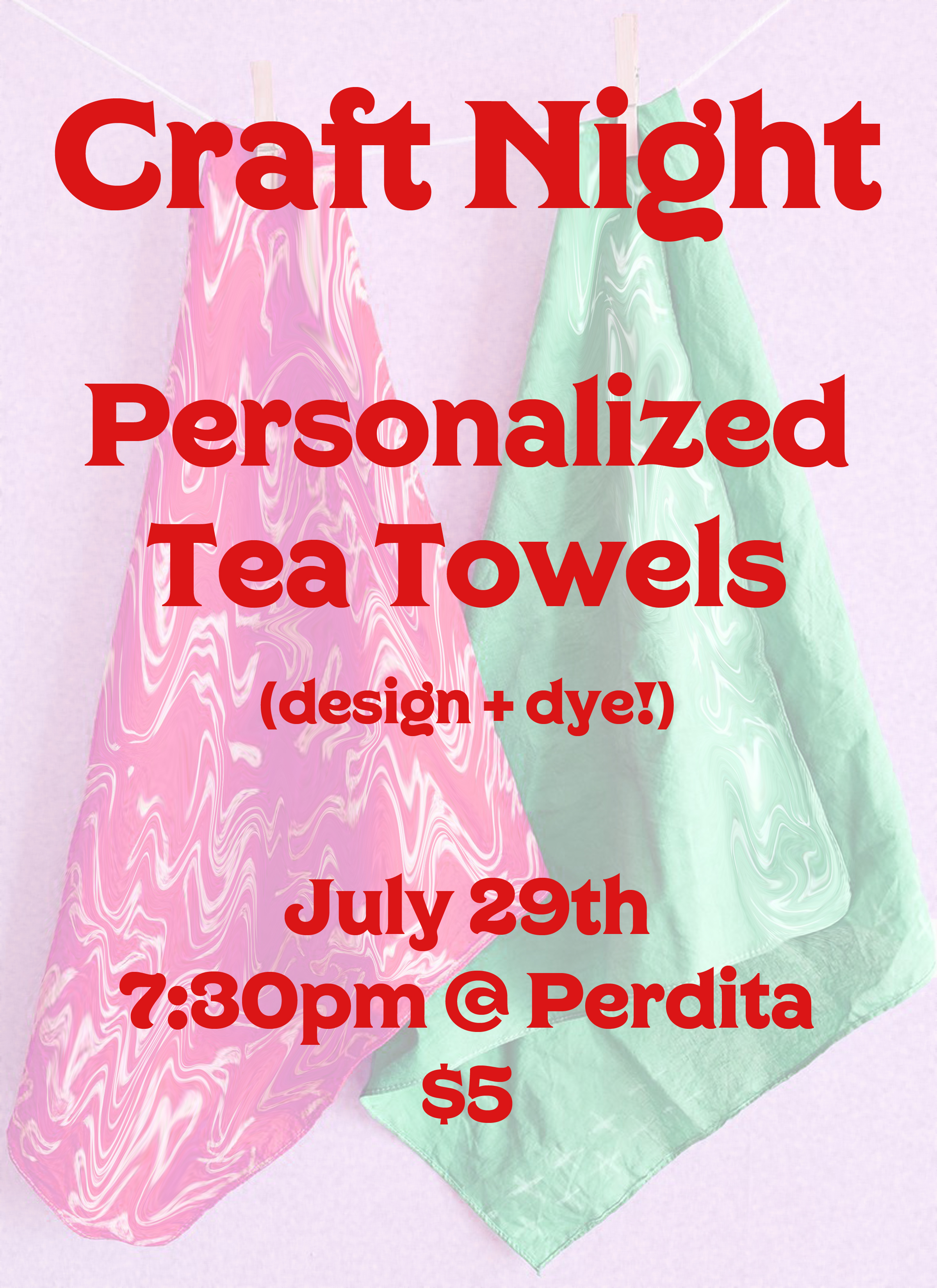craft night july 2019 tea towels.jpg