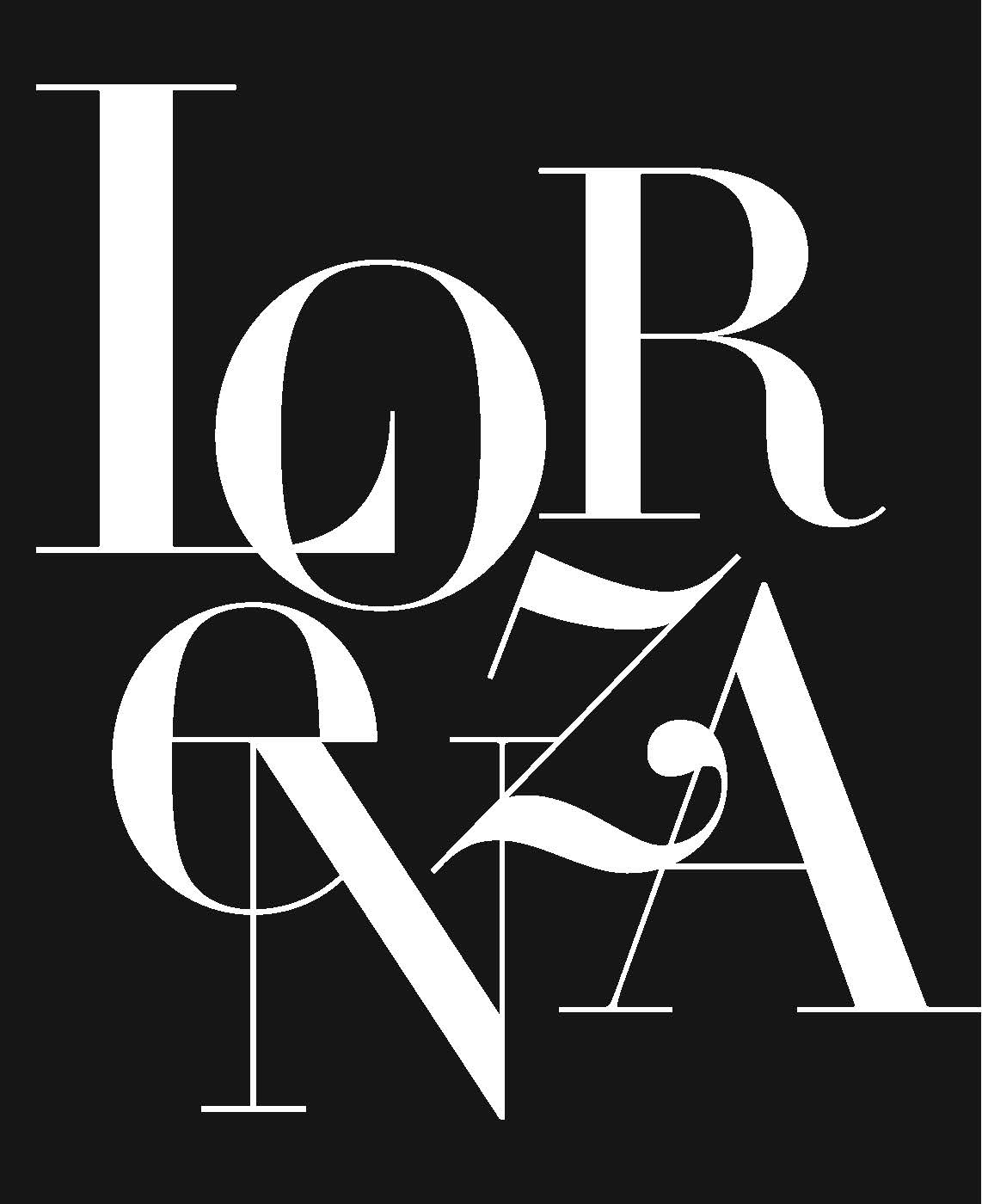 Lorenza Logo White on Black.jpg