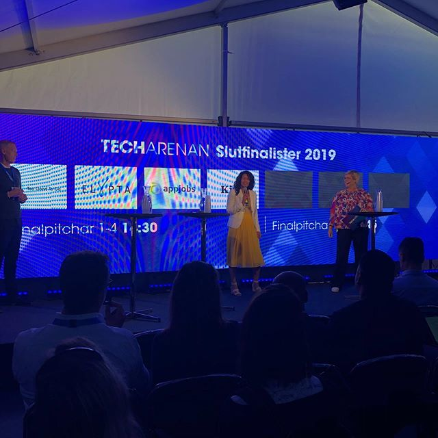 Update about Serendipity Challenge: we are one of the seven finalists!! If you are in Almedalen, make sure to stop by and listen to Charlotta's pitch at 14.30 🚀  For those of you who aren't - I'll make sure to upload the pitch for you as soon as possible.  #healthtech #digitalrevolution #serendipychallenge #techarenan #almedalen  @teknikforetagen