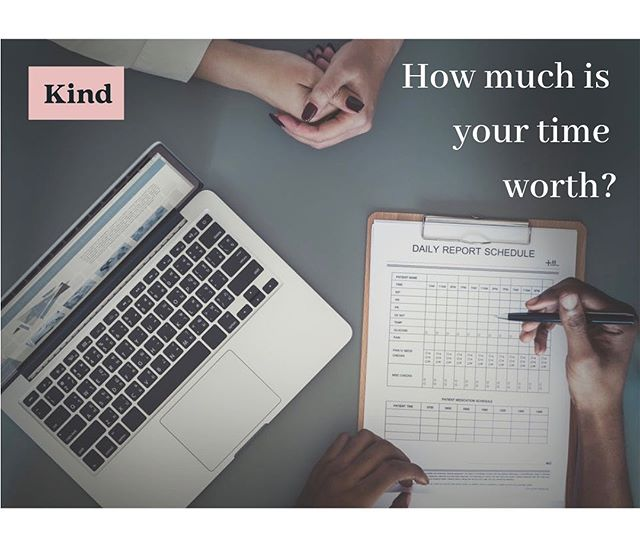 A lot, we would say. That's why we're here. That's why we made this app. To help you use your time most effectively.  But, really. Think about it. How much is your time worth? What would an extra hour on your workday mean to you? How would you spend it?  #sjukvård #patient #sjuksköterska #barnmorska #diabetes #GDPR #patientsekretess #healthcare
