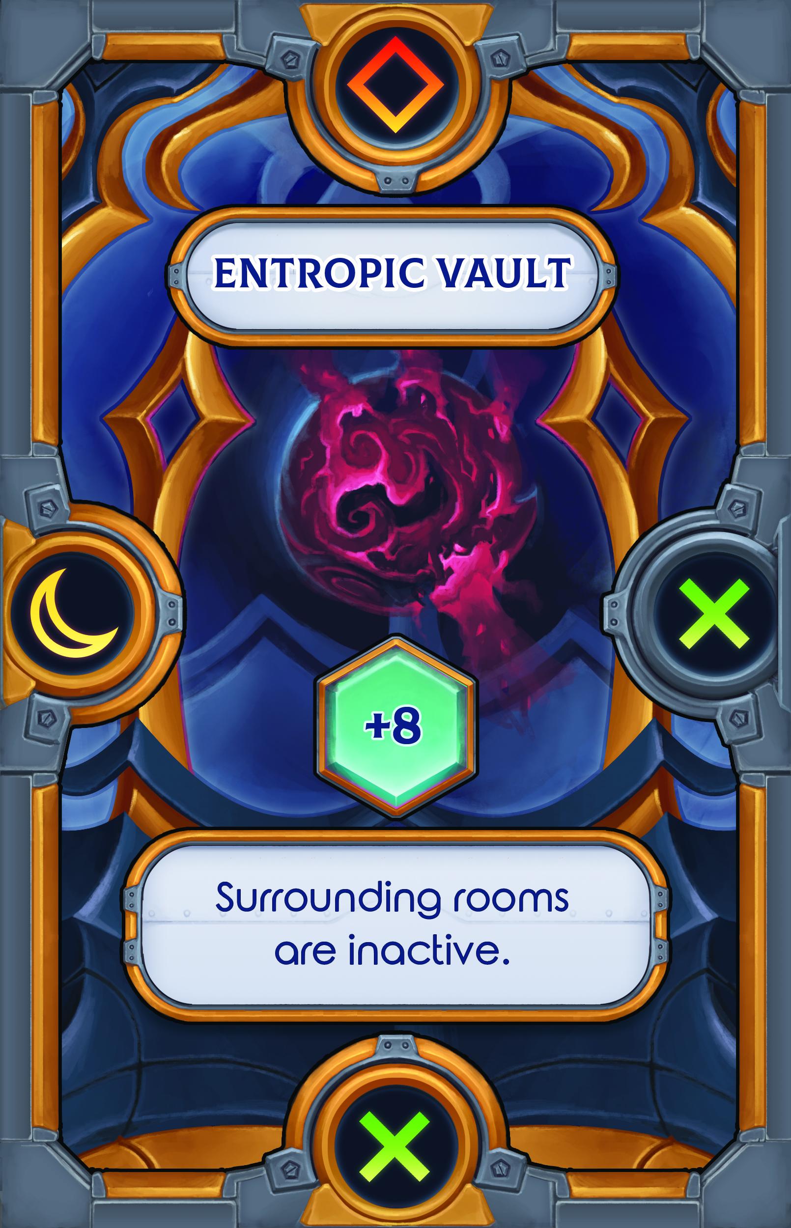 Entropic Vault